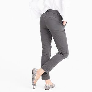 J. Crew stretch chino pants